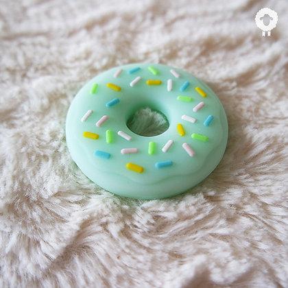 Donut mâchouillable menthe