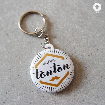 Porte-clés tonton - HIPSTER
