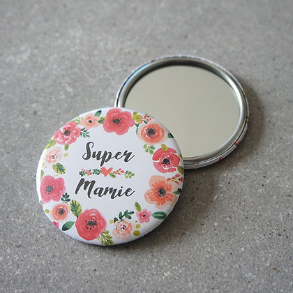 Miroir mamie - FLOWER