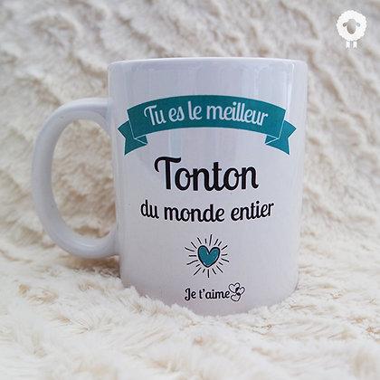Mug tonton