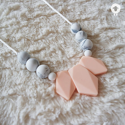 Collier SIGNATURE - PROMESSE Blush