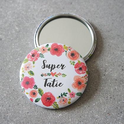 Miroir tatie/tata - FLOWER