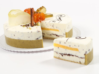 Sicilian Gelato Cakes: The Perfect Hostess Gift for the Holidays!