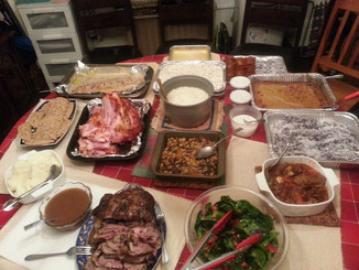 What We Eat for the Holidays {FiorellaEats Team}
