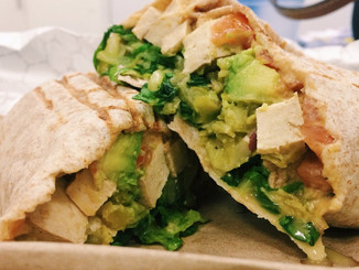 Top 4 Healthy Lunches: Financial District