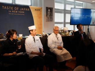 A Taste of Japan in New York