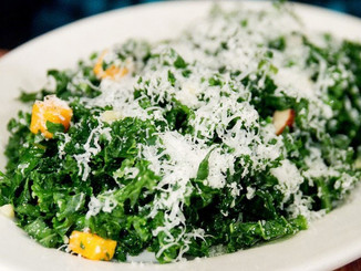 Top 5 Kale Salads in NYC