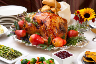 8 Steps to a Healthy Thanksgiving Feast!