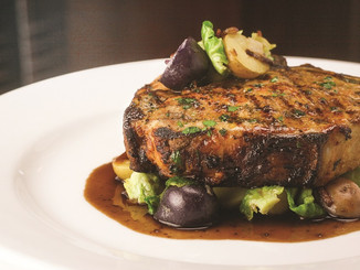 Why a Steakhouse Could be the Healthiest Place to Eat: Ocean Prime