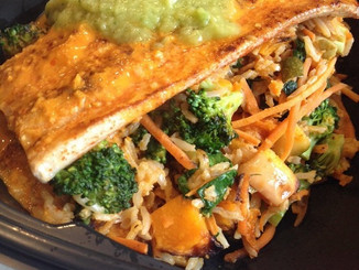 Top 4 Healthy Lunches:Midtown West Edition