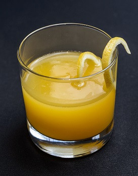 The Maille Boutique in New York - Tasting Event - Mango A la Maille Cocktail.jpg