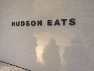 Hudson Eats! Great View & Cool Eats!