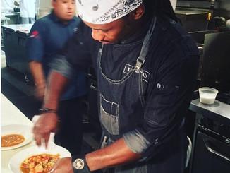 Black Chef Series: Malcolm Mitchell