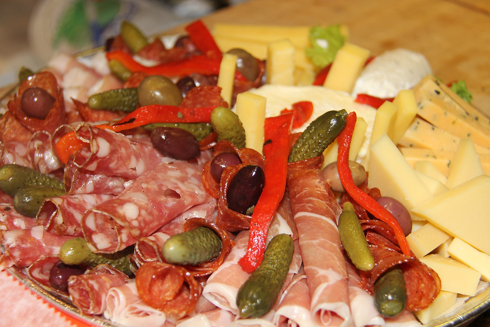 Lamazou Platter