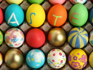 Easter & Passover Stories from the FiorellaEats Team