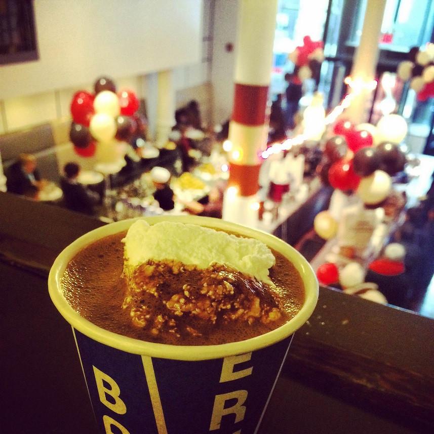 City Bakery Hot Chocolate festival.JPG