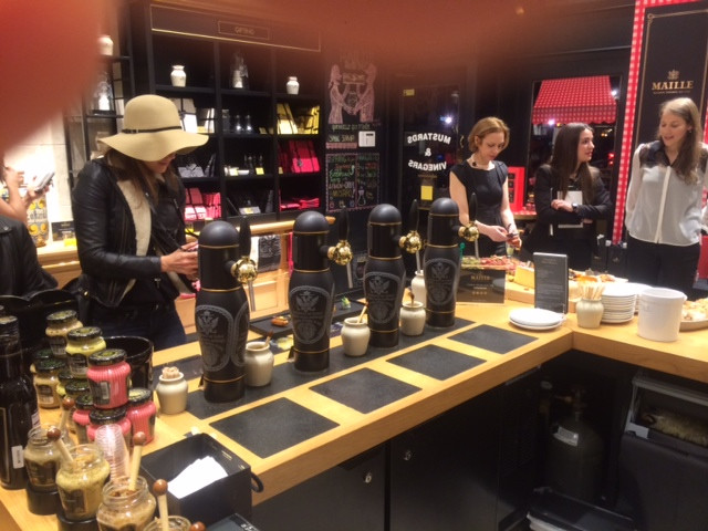 The Maille Boutique Mustards on Tap.JPG