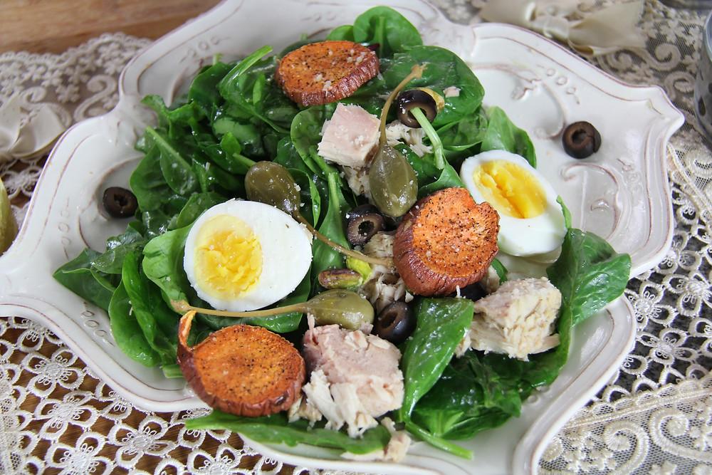 Sicilian Tuna Salad