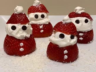 Holiday Season Kiddie Snacks