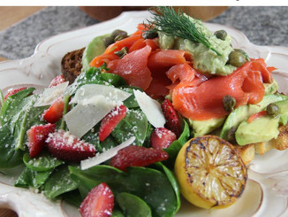 New Recipe E-Book! Salads of Southern Italy!