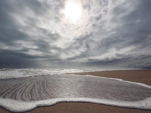 Plein soleil sur la plage