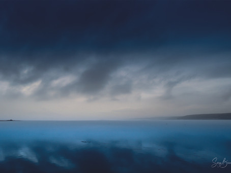 Jour 35 - Bleu orage - wild LEUCATE sauvage