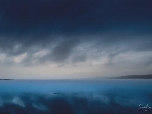 Calme avant l'orage
