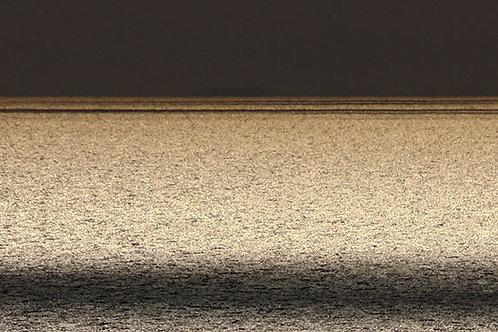 Panoramique Mer de métal