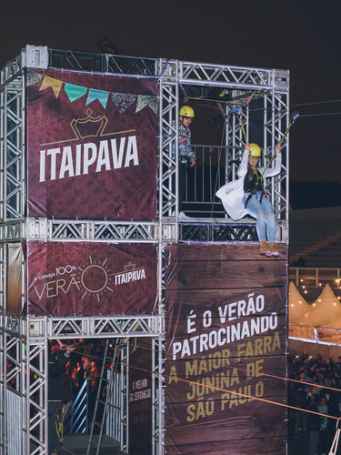 TIROLESA - ITAIPAVA