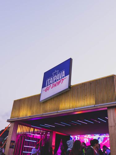 ITAIPAVA GO DRAFT - XXXPERIENCE