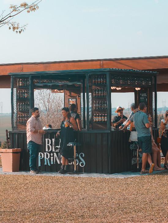 Bar Black Princess