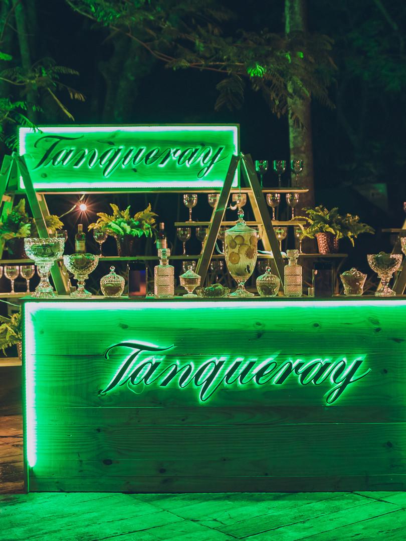 BAR TANQUERAY