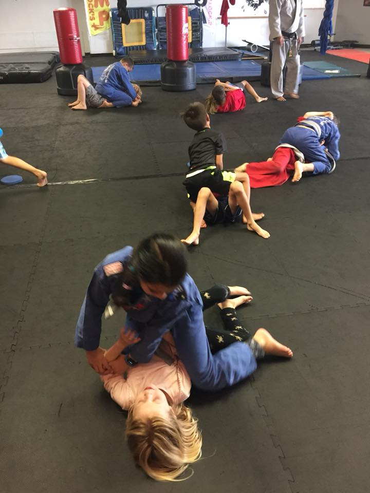 After School Jiujitsu