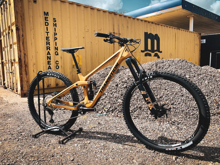Transition bikes, Fox Racing and Fist handwear join the party!