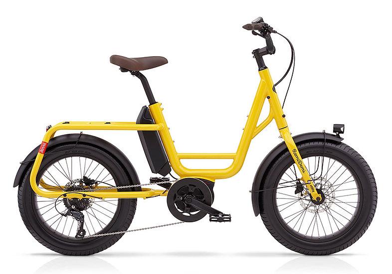 Benno RemiDemi 9D Electric Cargo Bike