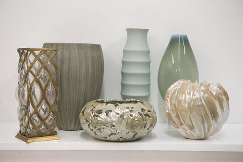 Neutral tones Vases