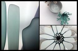 Décoration intérieur - Opaline