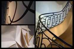 Décoration d'intérieur - Courbes
