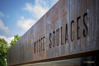 Soulages : son oeuvre, son musée