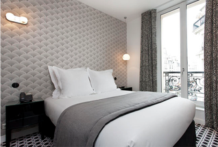 Hôtel Emile : sobre, intemporel & élégant