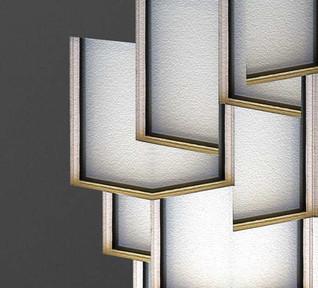 Meystyle : l'Art du papier peint lumineux