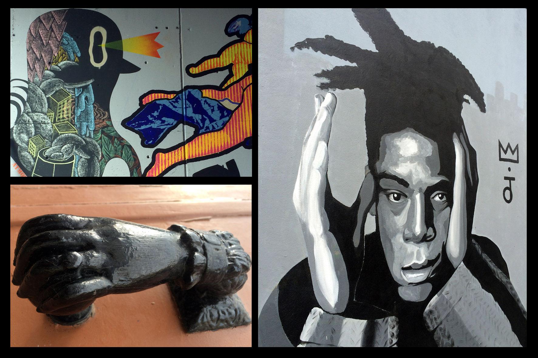 Décoration d'intérieur - Street Art