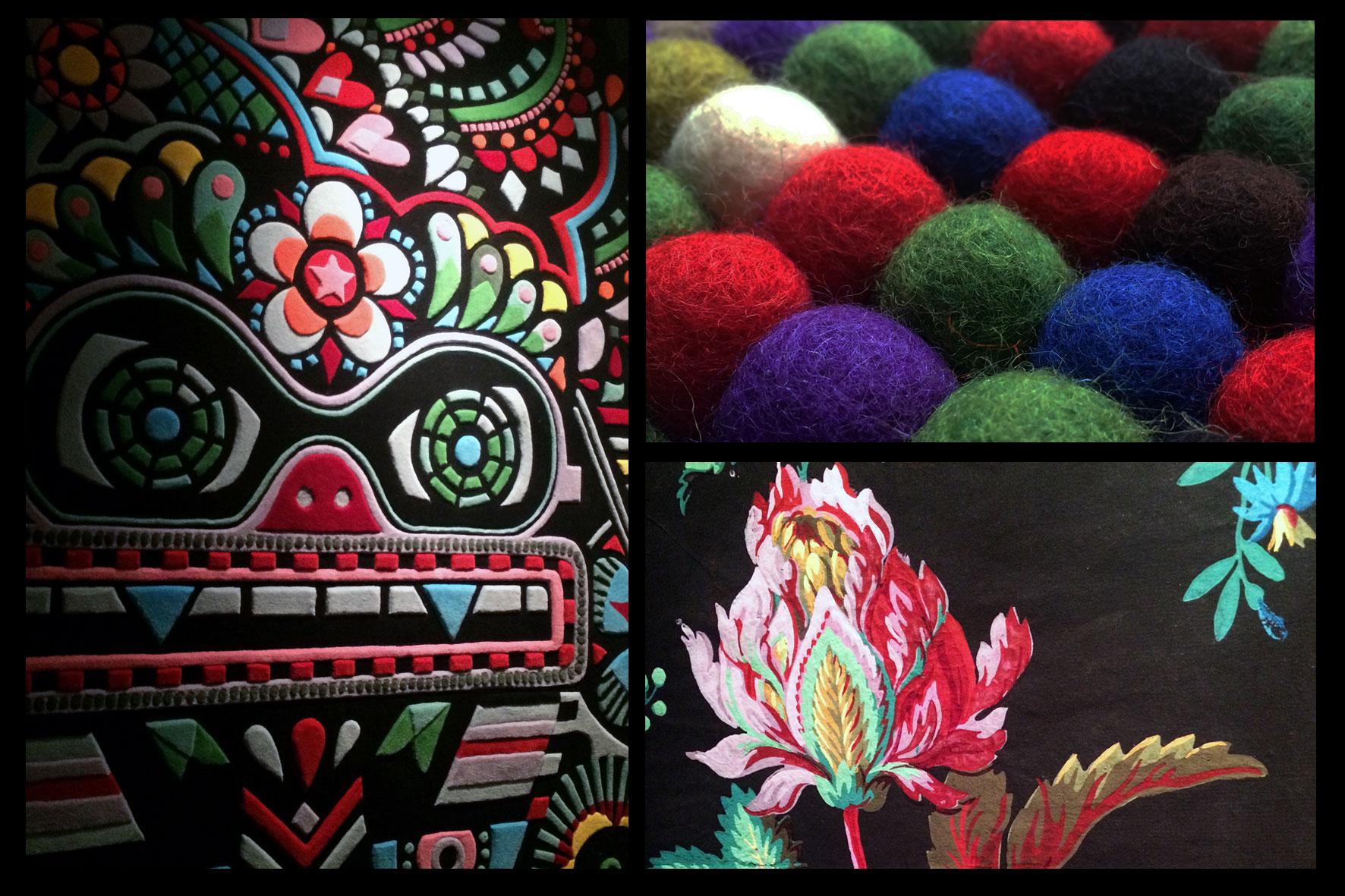 Décoration d'intérieur - Colors