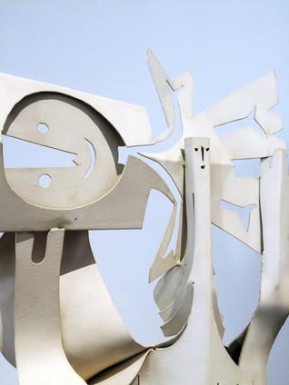 Picasso : sculptures !