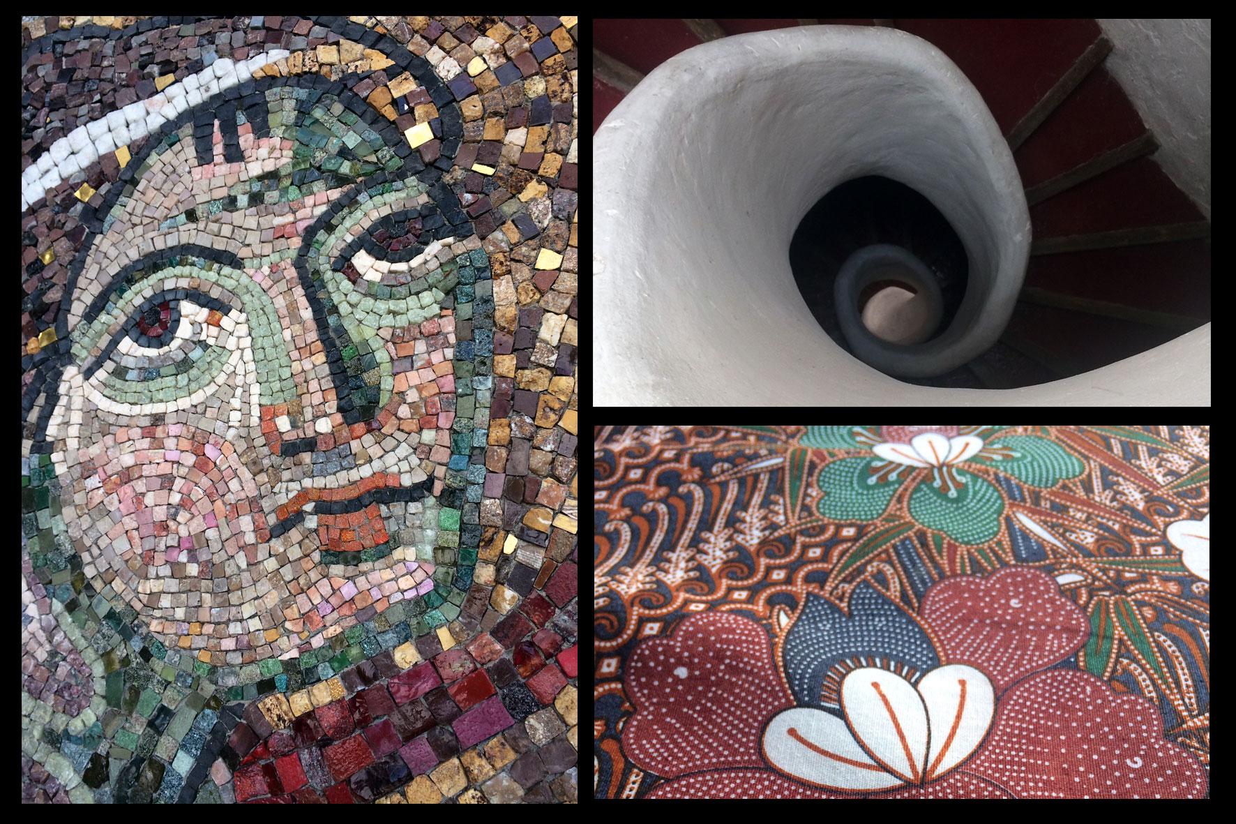 Décoration d'intérieur - Mosaïc