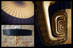 Décoration d'intérieur - Spirale