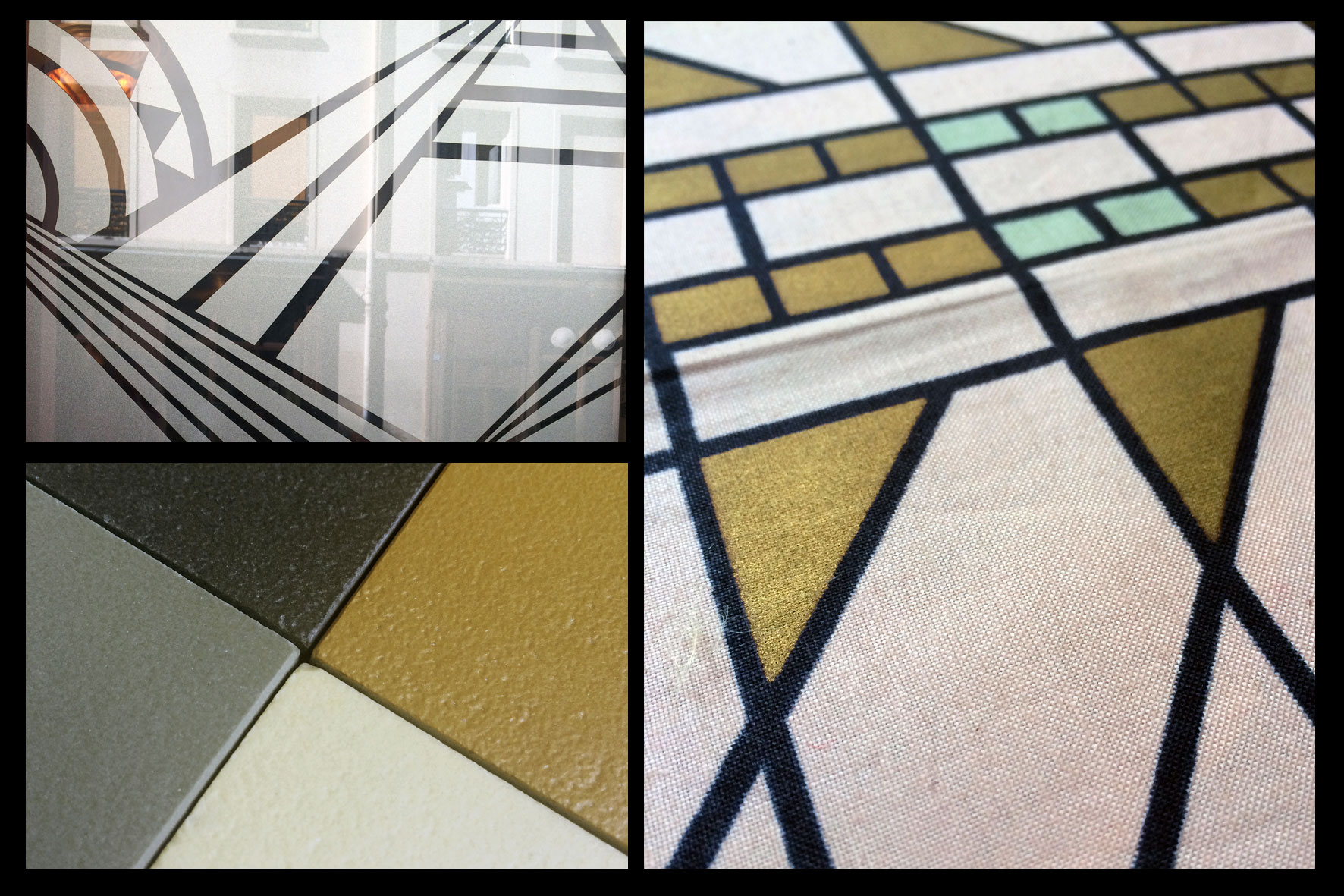 Décoration d'intérieur - Diagonale