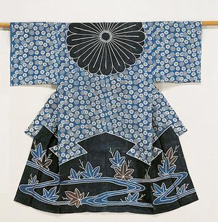 Tsutsugaki, de véritables tableaux flottants
