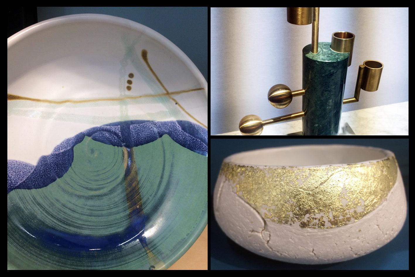 Décoration intérieur - Golden green
