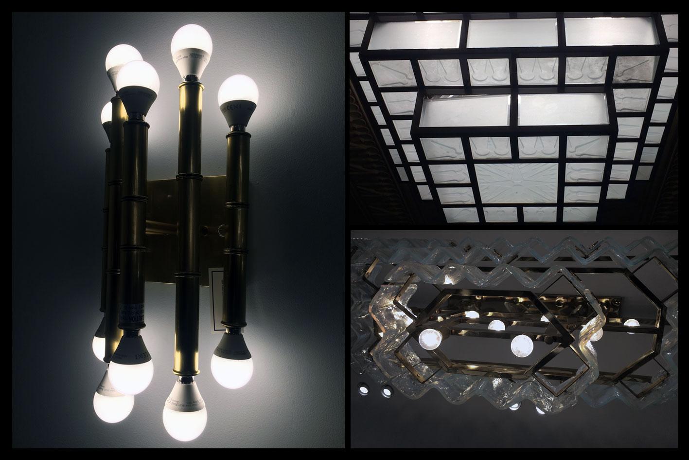 Décoration d'intérieur - Lighting
